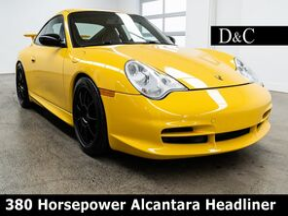 2004_Porsche_911_GT3 380 Horsepower Alcantara Headliner_ Portland OR