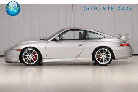 2004_Porsche_911_GT3 6-SPEED MANUAL_ West Chester PA