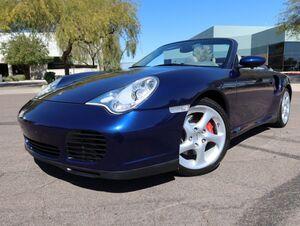 2004_Porsche_911_Turbo Cabriolet 6spd Manual_ Scottsdale AZ