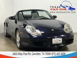 2004 Porsche Boxster AUTOMATIC LEATHER HEATED SEATS BOSE SOUND DUAL POWER SEATS