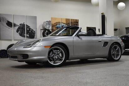 2004_Porsche_Boxster_S 550 Spyder Limited Edition_ Boston MA
