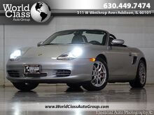 2004_Porsche_Boxster_S SE XENONS LEATHER CONVERTIBLE_ Chicago IL
