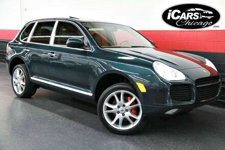 2004_Porsche_Cayenne_Turbo 4dr Suv_ Chicago IL