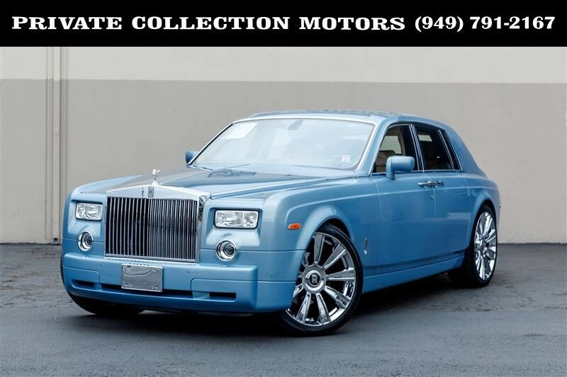 2004_Rolls-Royce_Phantom 1 Owner__ Costa Mesa CA