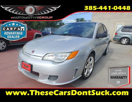 2004 SATURN ION REDLINE Sandy UT