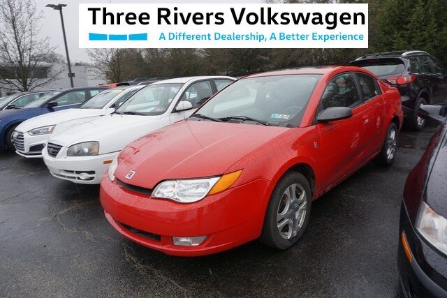 2004 Saturn ION 3 Pittsburgh PA
