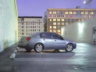 Saturn Ion ION 3 AUTOMATIC FRONT WHEEL DRIVE 2004