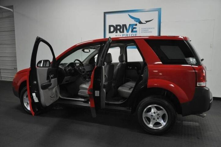 2004 Saturn VUE V6 LEATHER ALLOY SUNROOF HEATED SEATS CRUISE KEYLESS ENTRY Houston TX