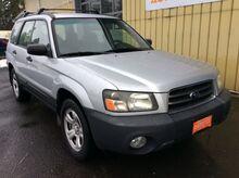 2004_Subaru_Forester_2.5 X_ Spokane WA