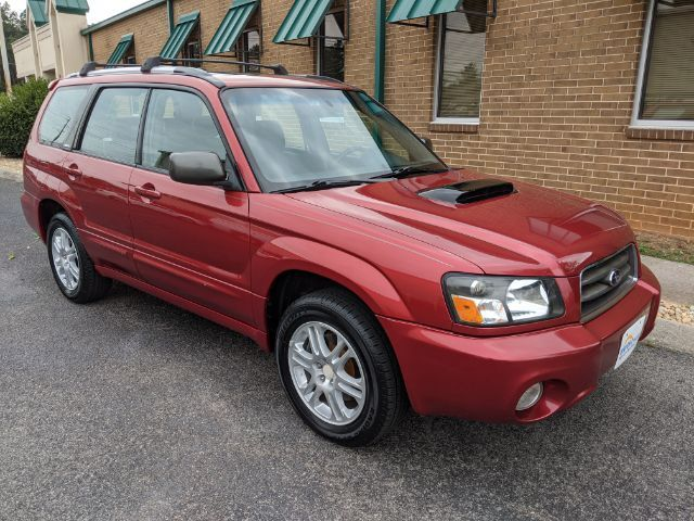 2004 Subaru Forester 2.5 XT Knoxville TN