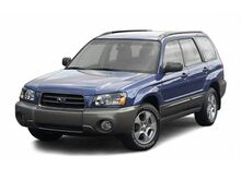 2004_Subaru_Forester_2.5X_ Tracy CA