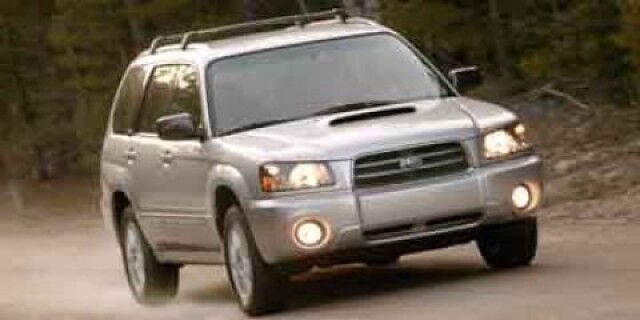 2004 Subaru Forester (Natl) XT Hackettstown NJ