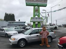 2004_Subaru_Outback_Wagon w/All-weather Package_ Eugene OR