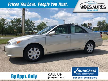 2004_TOYOTA_CAMRY_LE_ Toledo OH