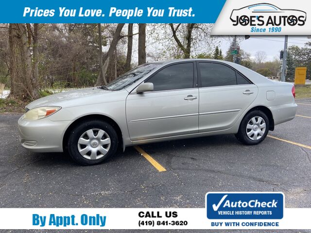 2004 TOYOTA CAMRY LE Toledo OH