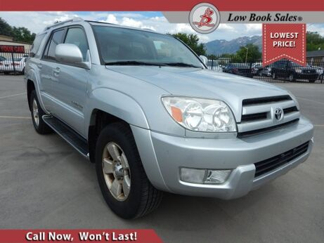 2004_Toyota_4RUNNER_Limited_ Salt Lake City UT
