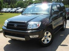 Toyota 4Runner ** 4 WHEEL DRIVE ** - w/ SUNROOF & TOW PACKAGE 2004