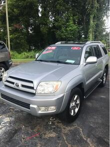 2004_Toyota_4Runner_Limited 2WD_ Whiteville NC