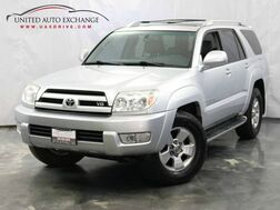 2004_Toyota_4Runner_Limited / 4.7L V8 Engine / AWD / Sunroof / JBL Premium Sound Sys_ Addison IL