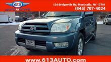 2004_Toyota_4Runner_Limited 4WD_ Ulster County NY