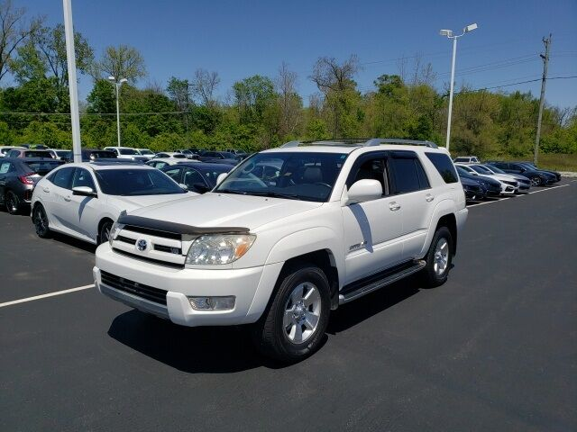 2004 Toyota 4Runner Limited 4D Sport Utility