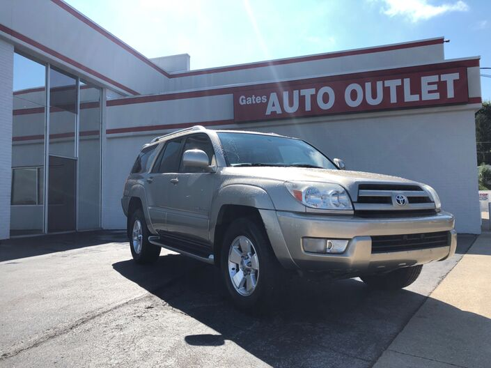 2004 Toyota 4Runner Limited Richmond KY