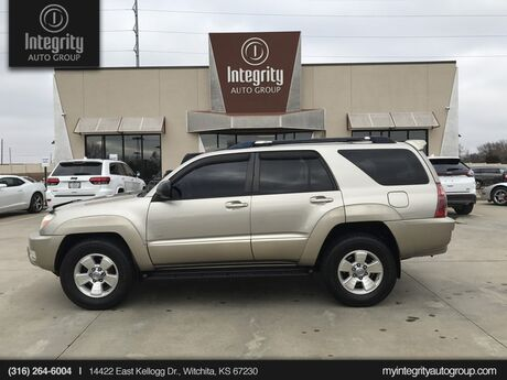 2004 Toyota 4Runner SR5 Wichita KS