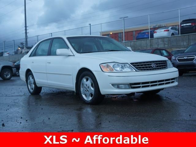 2004 Toyota Avalon 4dr Sdn XLS w/Bucket Seats