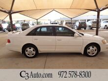 2004_Toyota_Avalon_XL_ Plano TX