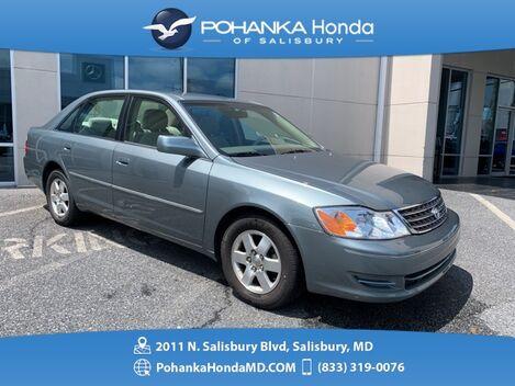 2004_Toyota_Avalon_XLS ** Guaranteed Financing **_ Salisbury MD