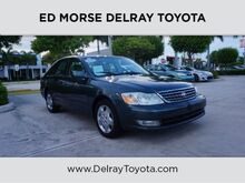 2004_Toyota_Avalon_XLS_ Delray Beach FL