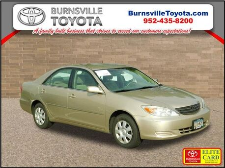 2004_Toyota_Camry_LE_ Burnsville MN