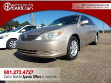 2004_Toyota_Camry_LE_ Hattiesburg MS