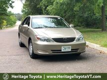 2004 Toyota Camry LE South Burlington VT
