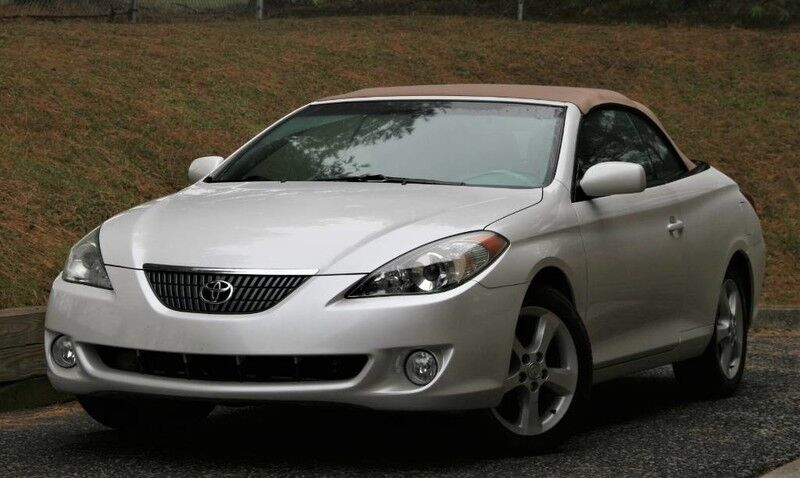 2004 Toyota Camry Solara SLE Convertible Sykesville MD