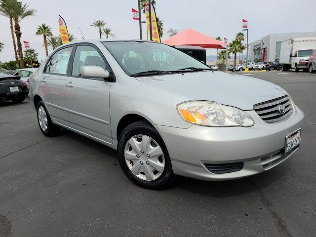 2004 Toyota Corolla LE Cathedral City CA