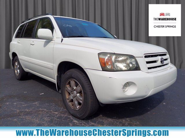 2004 Toyota Highlander Chester Springs PA