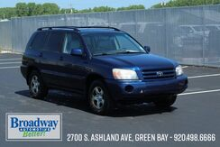 2004_Toyota_Highlander_Base_ Green Bay WI