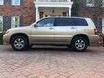 2004 Toyota Highlander LOADED AWD 1-OWNER 7-PASSENGERS SUPERB CONDITION MUST C & DRIVE.