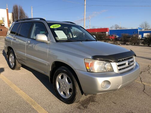 2004_Toyota_Highlander_V6 2WD with 3rd-Row Seat_ Frankfort KY