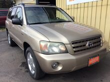 2004_Toyota_Highlander_V6 4WD_ Spokane WA
