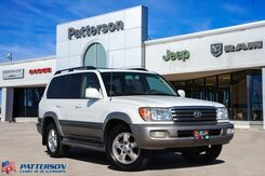 2004_Toyota_Land Cruiser_Suv_ Wichita Falls TX