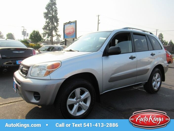2004 Toyota RAV4 4dr Auto 4WD Bend OR