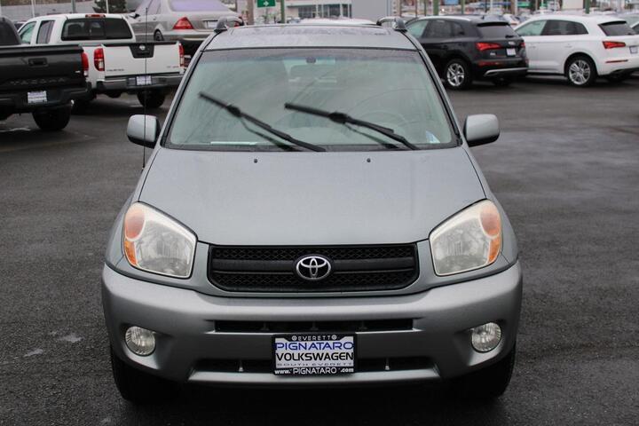 2004 Toyota RAV4 Base Everett WA