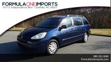 2004_Toyota_SIENNA_LE 7-PASSENGER / ROOF RACK / PWR WNDWS_ Charlotte NC