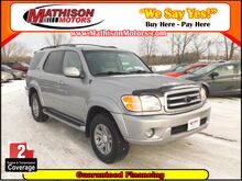 2004_Toyota_Sequoia_Limited_ Clearwater MN