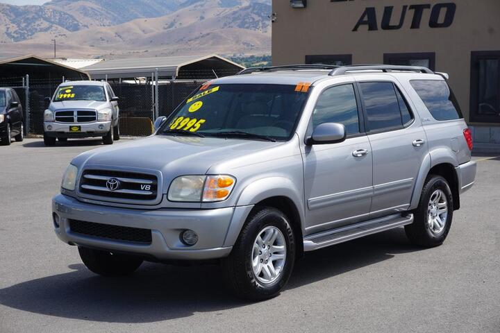 2004 Toyota Sequoia Limited North Logan UT