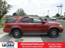 2004_Toyota_Sequoia_SR5_ Pocatello ID