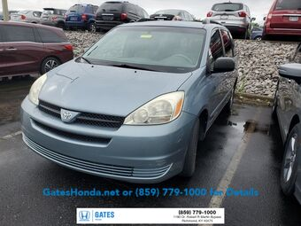 2004_Toyota_Sienna_LE_ Richmond KY