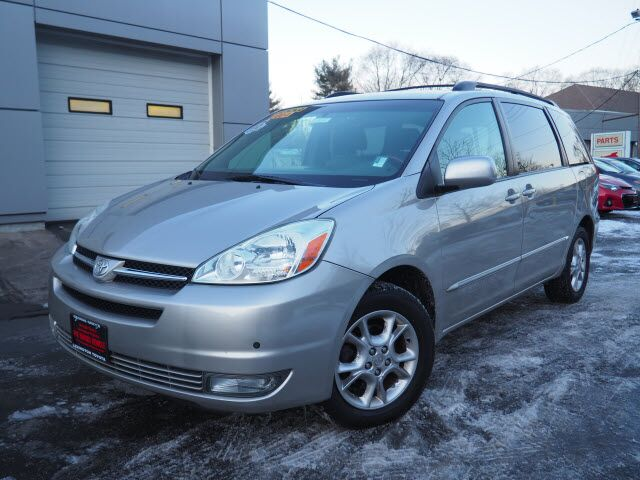 2004 Toyota Sienna XLE Limited 7 Passenger Lexington MA